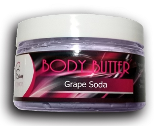 Grape Soda Body Butter